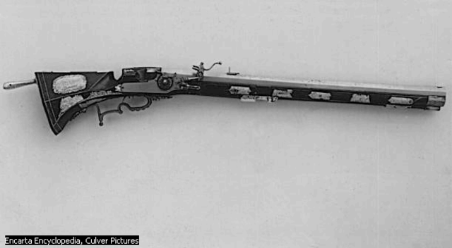 rifle from Portaguese