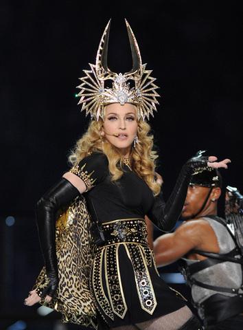 Madonna Super Bowl