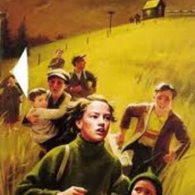 After The War Carol Matas timeline