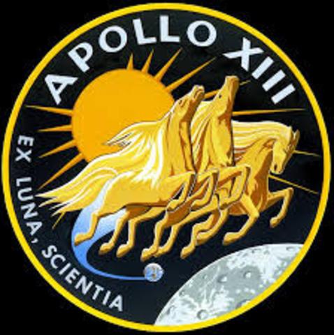 Apollo 13- Near Tragedy
