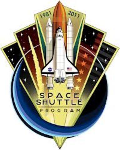 Space Shuttle Program Begins