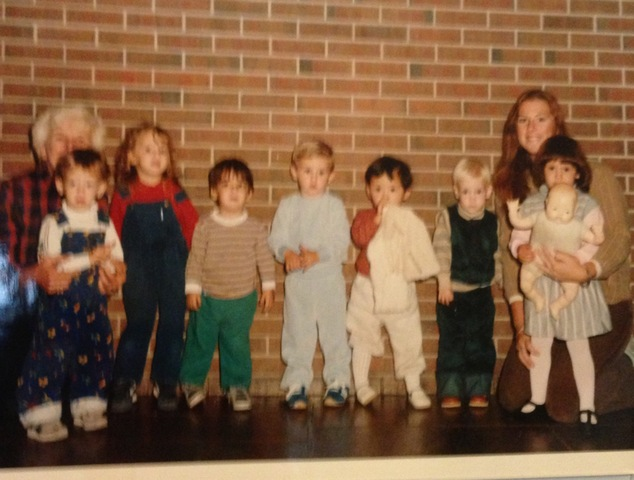 Attended 1st Year of Preschool at the Jewish Community Center