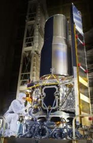 Spitzer Space Telescope Detects Energy