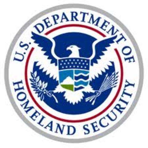 Dept. of Homeland Security