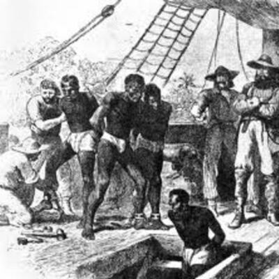 Immigration Timeline with a Focus on Forced Immigration (I.E The Slave Trade)