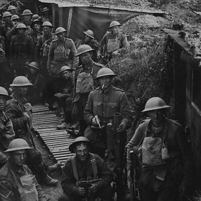 Key Events in WWI timeline