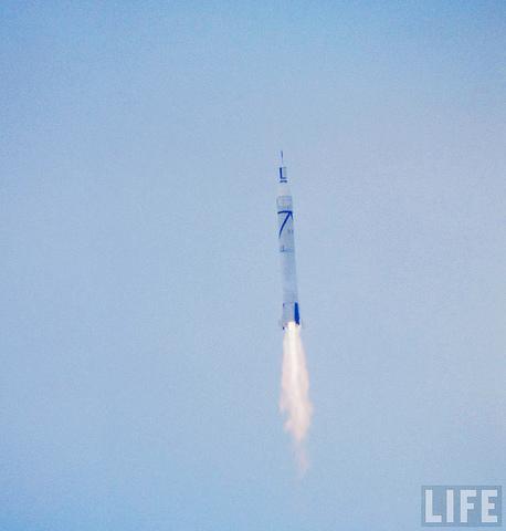 Explorer 2 is launced but it fails to reach orbit.