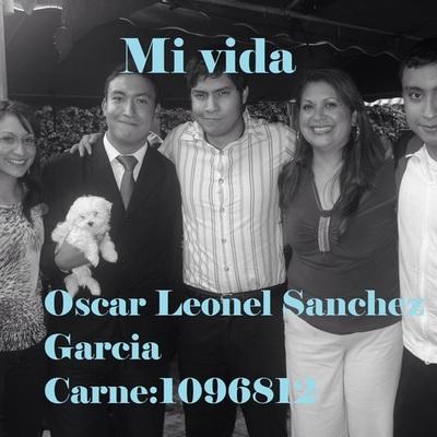 Oscar Leonel Sanchez Garcia timeline
