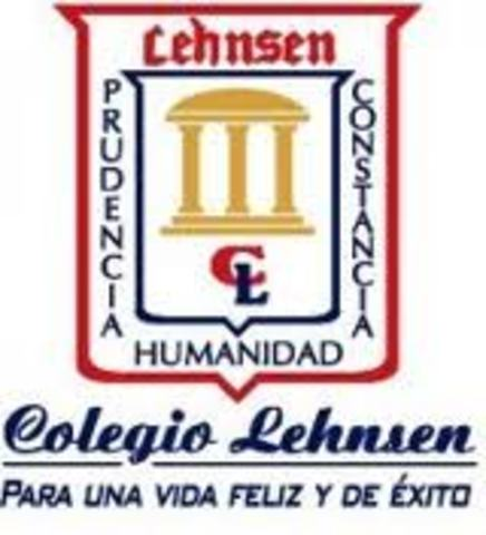 Ingreso al Colegio Lehnsen