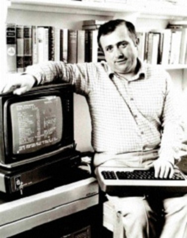 Surgimento do Compras Online - Michael Aldrich 1979