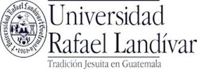 Entrada a la Universidad Rafael Landivar