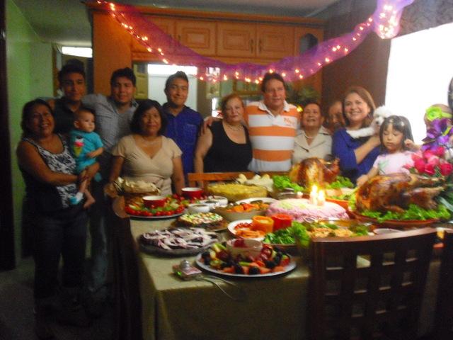 Navidad con mi Familia Completa