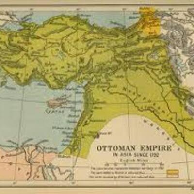 Ottoman Empire 1910-1914 timeline