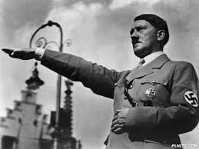 Adolf Hitler's Release