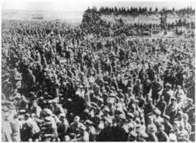 Soviet Prisons Moved to Auschwitz