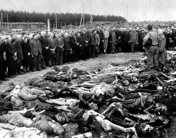 Auschwitz Prisoners Killed
