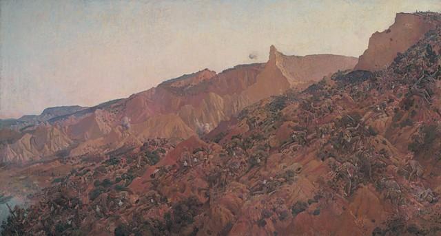 Battle of Gallipoli, (landing)