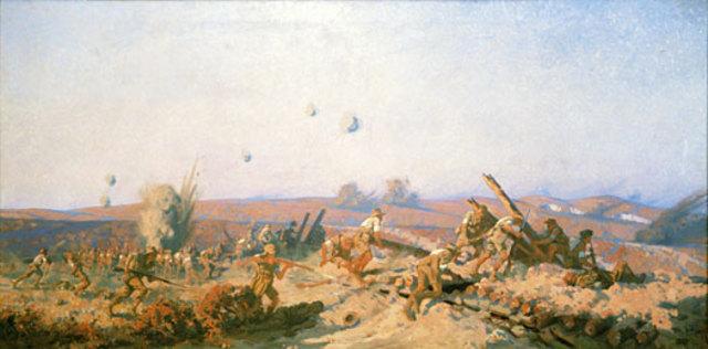 Battle of Lone Pine, Gallipoli