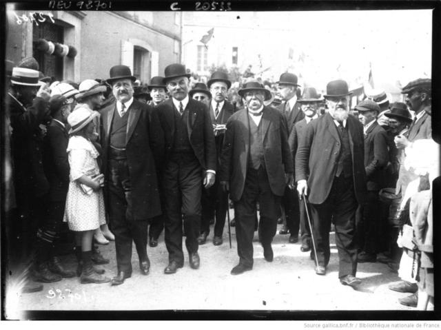 Première rencontre entre Nicolas Pietri et Georges Clemenceau