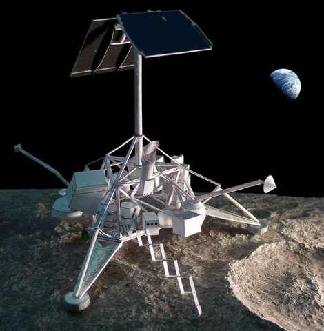 Surveyor 1 soft-lands on the Moon.