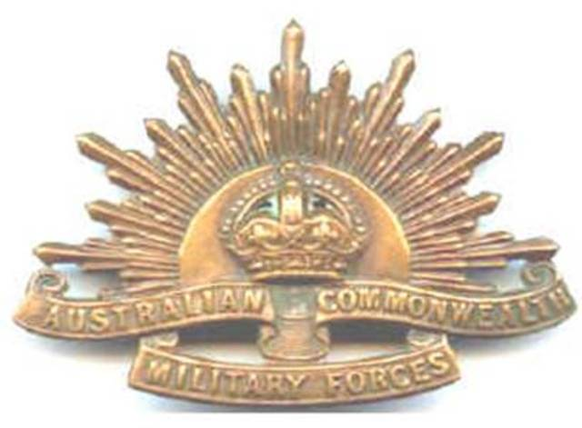 Australian Imperial Forces recruitment begins.