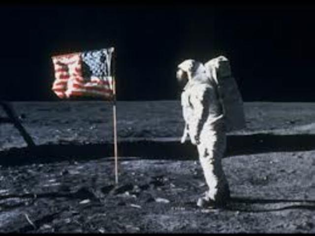 "Neil Armstrong and Edwin ""Buzz"" Aldrin"