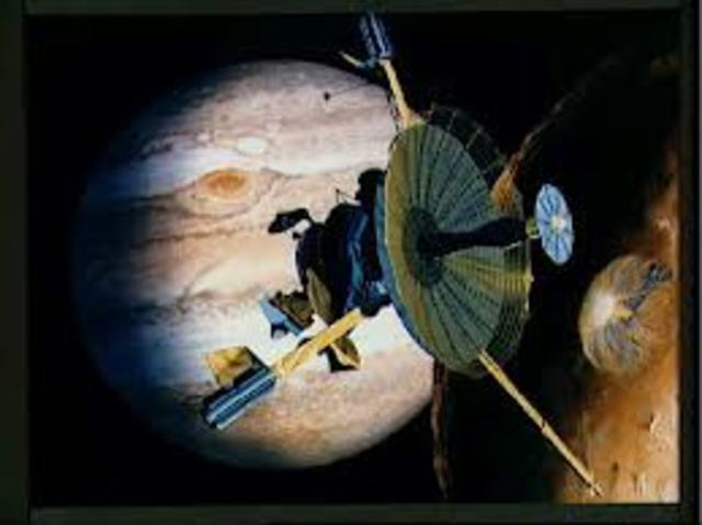 The Galileo probe