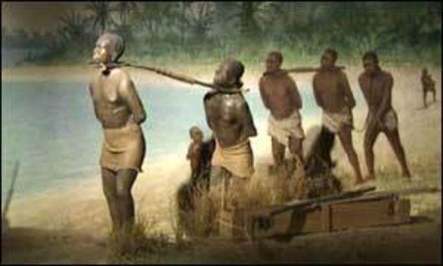 Start of Slavery