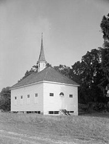 First Separate Black Church