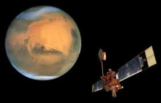 The Mars Global Surveyor