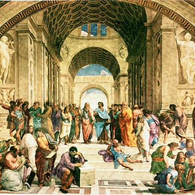 Momentos Históricos más importantes de la Reflexión Filosófica acerca de la Educación a. C timeline