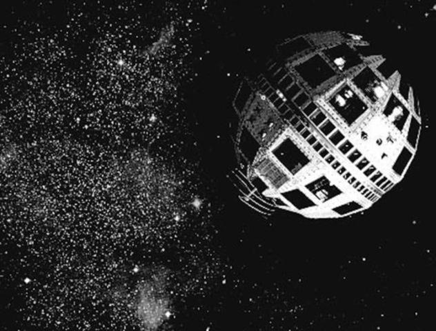 First Private Satelite