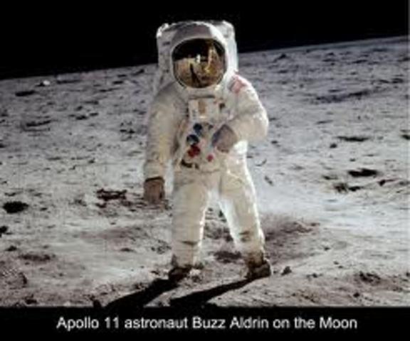 America Reaches The Moon!