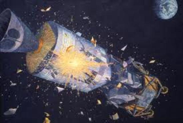 Apollo 13: Near Disater