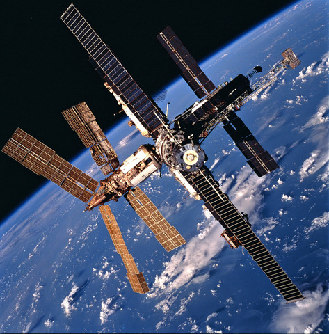 Mir: The Russian Station
