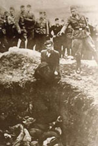 Last people Gassed at Auschwitz