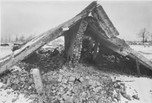 Destruction of Auschwitz Begins