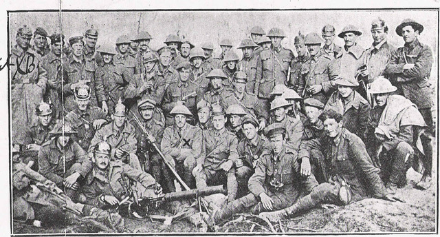 The battle of Somme starts.