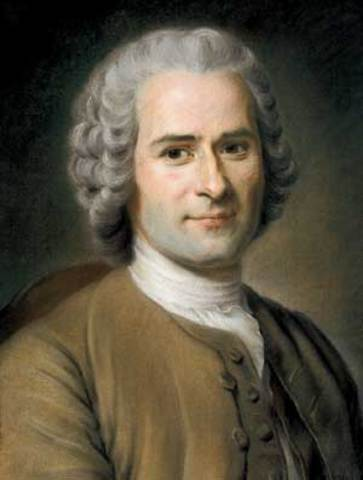 """Rousseau's """"The Social Contract"""""""