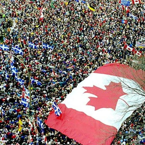 Deuxième référendum au Québec