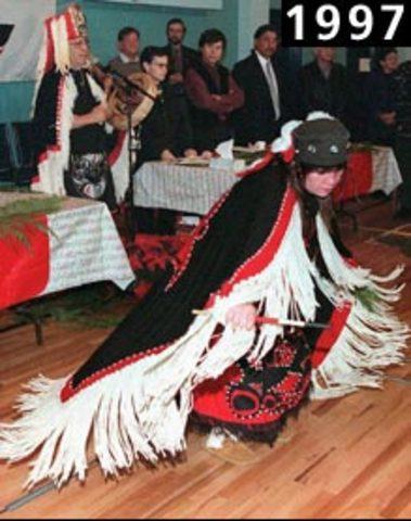 Jugement Delgamuukw sur les revendications territoriales des Autochtones