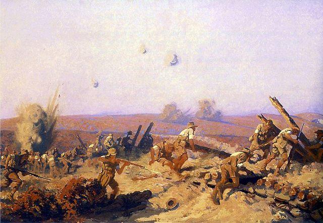 Battle of Lonepine