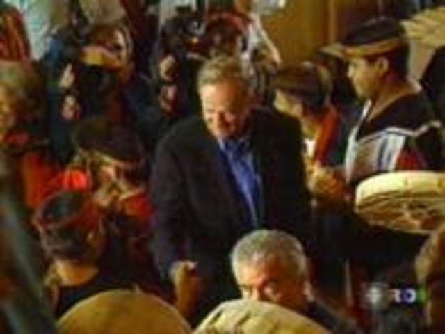 Traité avec les Nisga'as, approuvé par sanction royale