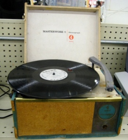 Electric Record Players