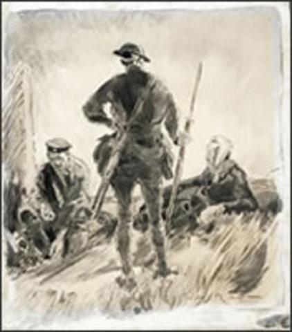 Battle of Messines, Belgium