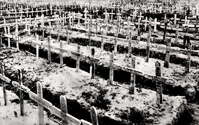 The Battle of Verdun Ends
