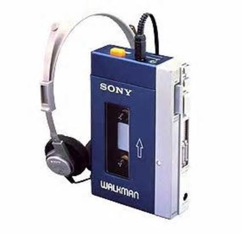 "Sony Walkman ""Soundabout"""