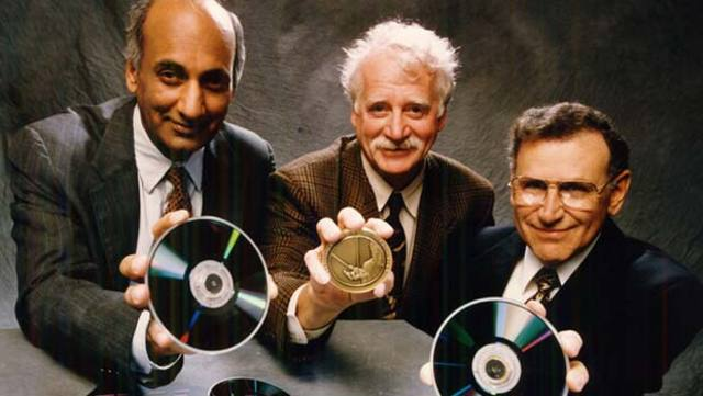 Rewritable CD