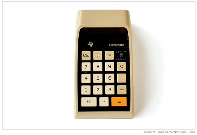Calculator (Hand-held)