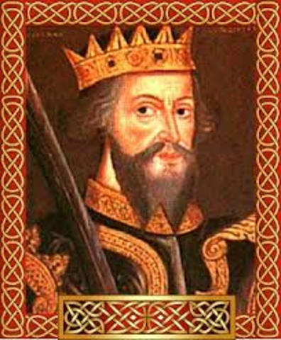William the Conquerer crowned king